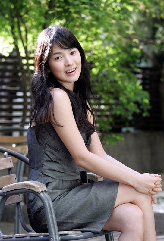 Корейские актрисы голые фото