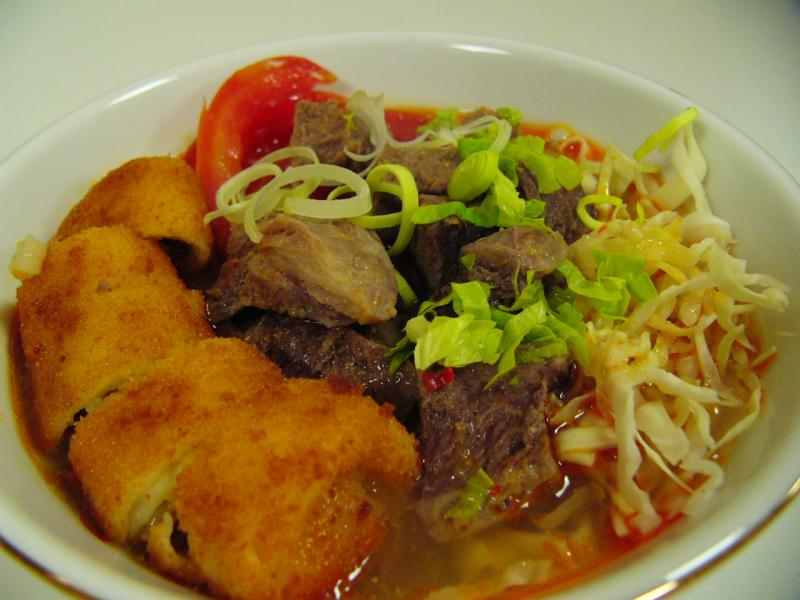 Resep Soto Mie